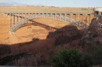 グレンキャニオンダム橋