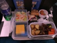 スカンジナビア航空の機内食