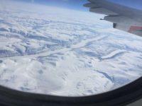 延々続くシベリア雪原